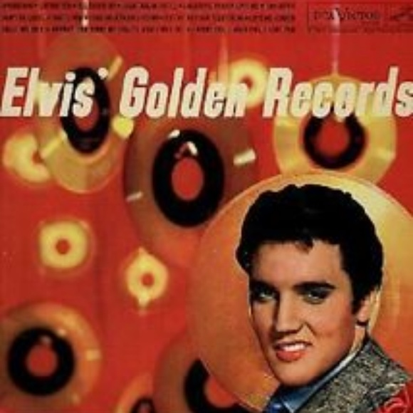 rca Other - elvis presley golden records #1 & #2 mono Vinyl